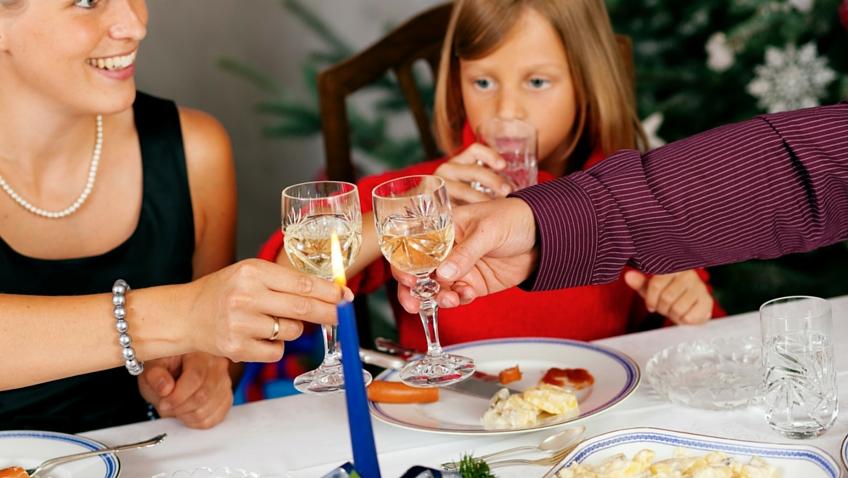 buenos modales mesa niños
