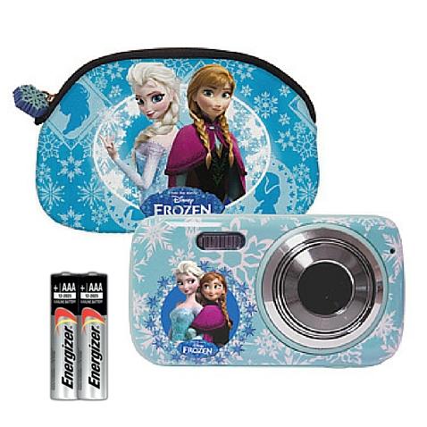 Cámara de Frozen de Elsa y Anna