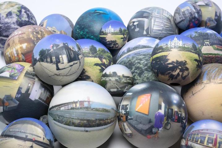 Impresión fotos panorámicas en 3D