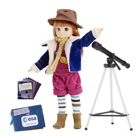 lottie doll astronoma