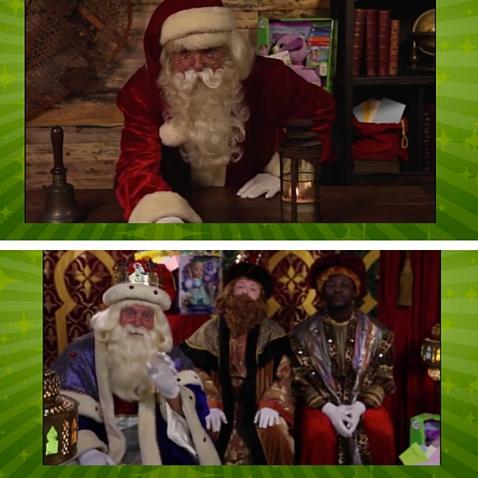 navidades sorprendentes videos