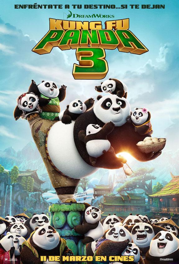 Kung Fu Panda 3 cartel