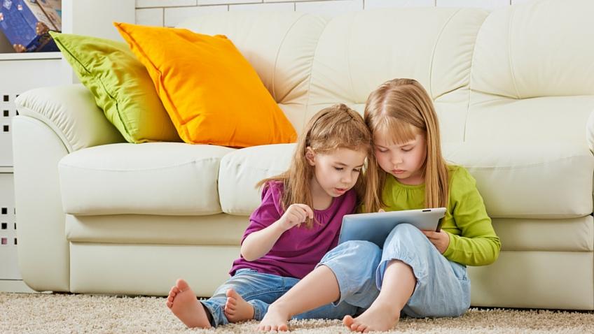 Tablet para niñ@s Recomendaciones sobre el tiempo de pantalla en niños