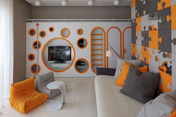 decoración habitación juvenil muebles