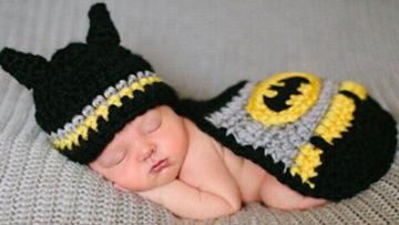 6 disfraces para bebés de crochet que te encantarán!