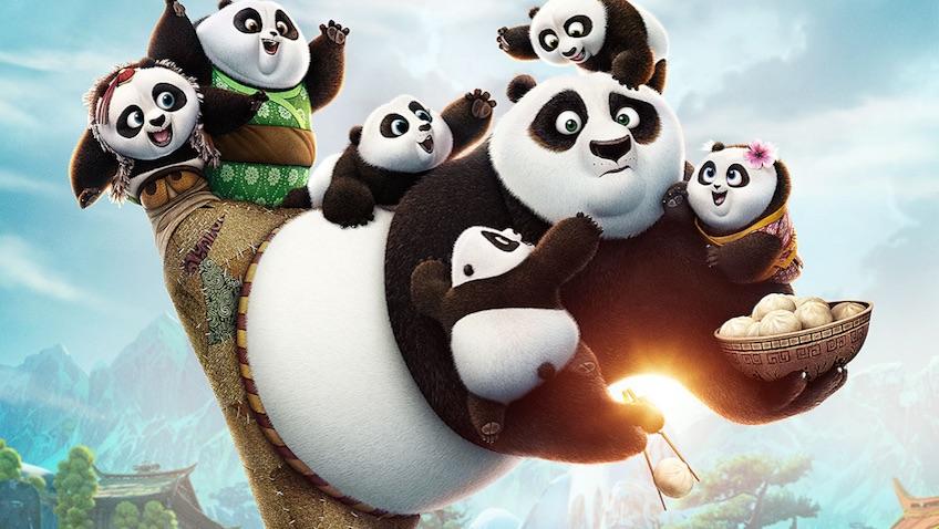 kung fu panda estreno