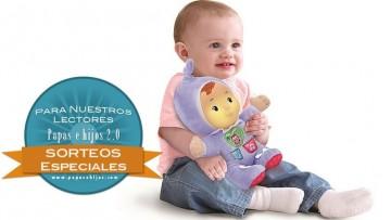 ¡Sorteo muñeca musical Estela luz de cuna de Vtech!