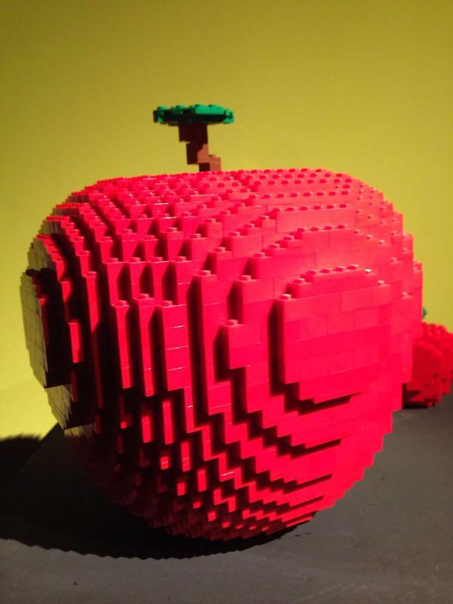 exposicion lego nathan sawaya lego barcelona