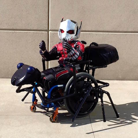 Disfraz Ant-Man