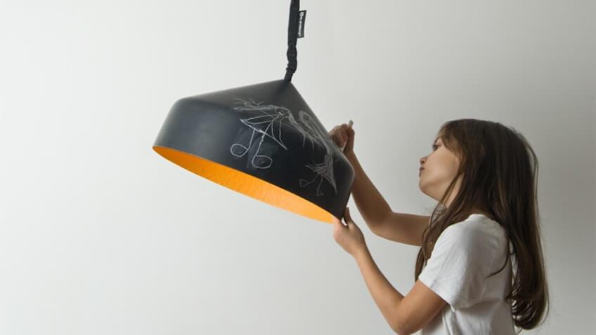lámpara infantil original