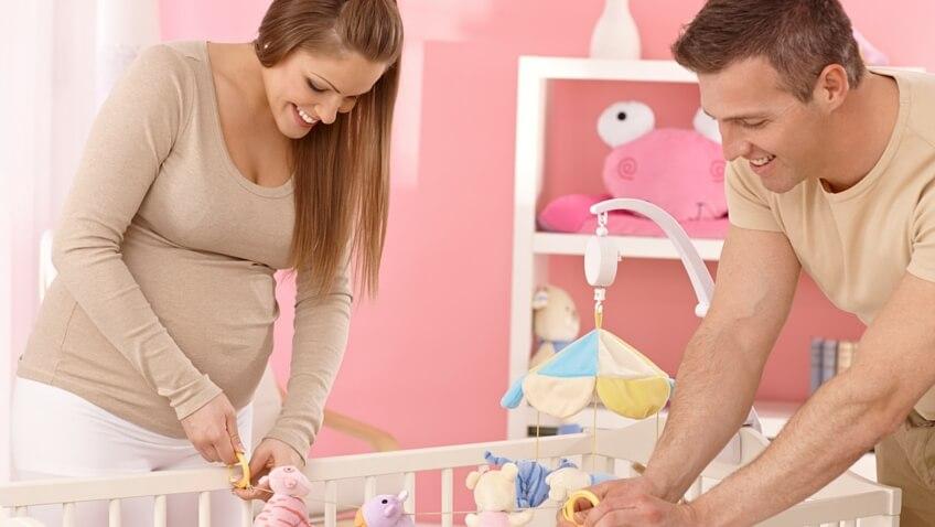 preparar la casa para la llegada del bebé