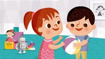 Dona juguetes a otros niñ@s con la Campaña Comparte y Recicla