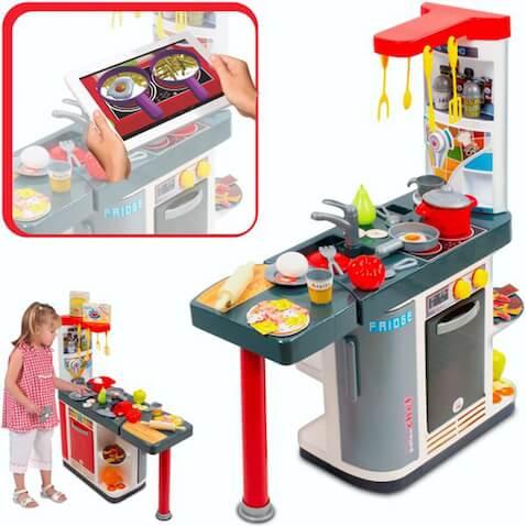 Cocina juguete con app de Palau Toys