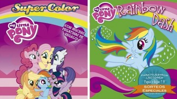 ¡Sorteo cuentos infantiles de My Little Pony!