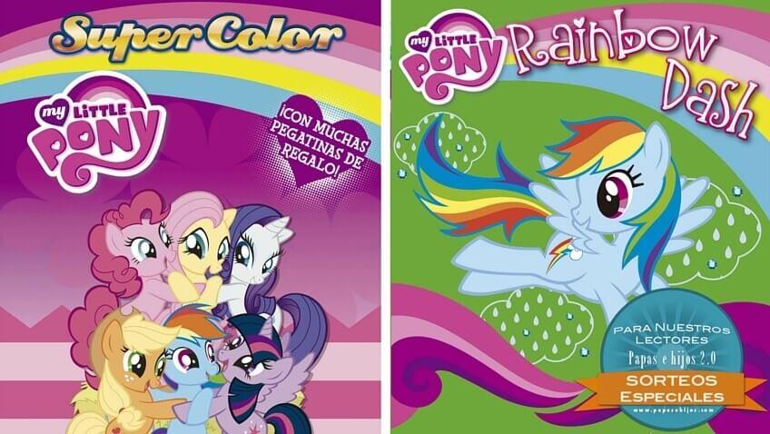 cuentos infantiles my little pony sorteo papas e hijos