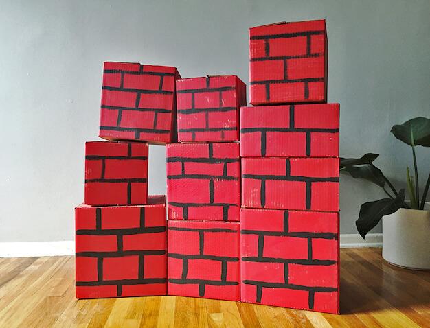 Juguetes de cartón fáciles y divertidos para hacer con niños