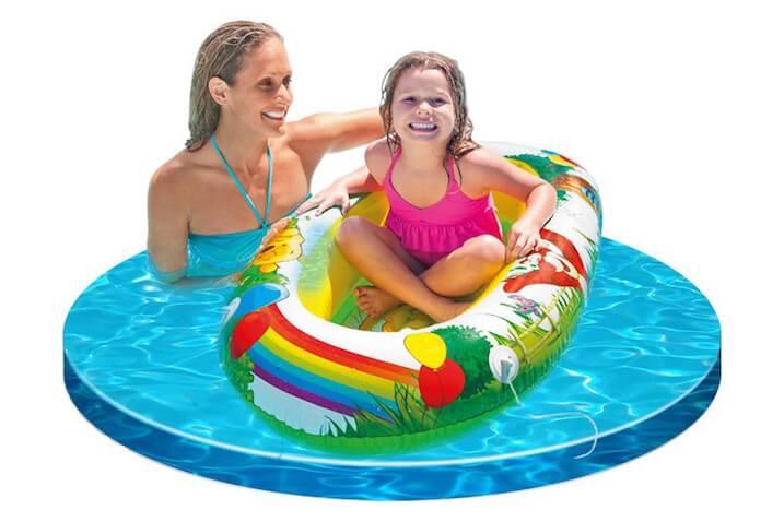 Barco de Winnie The Pooh juguetes piscinas