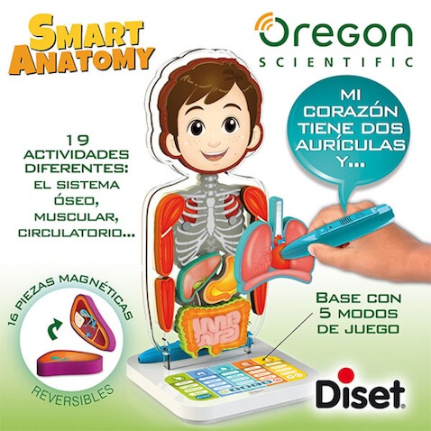Smart Anatomy de Diset