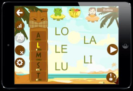 app infantil para aprender a leer