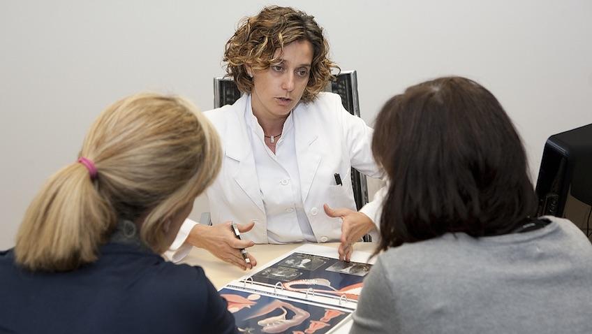 fecundación in vitro clinica especializada barcelona