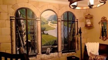 Habitación de bebé inspirada en Harry Potter