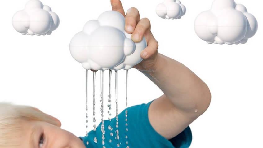 juguete educativo para aprender ciclo del agua
