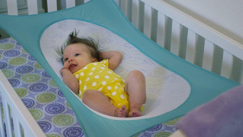 hamaca para evitar muerte subita bebes