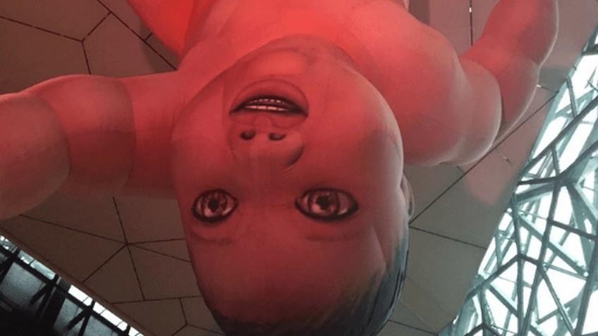 bebé gigante