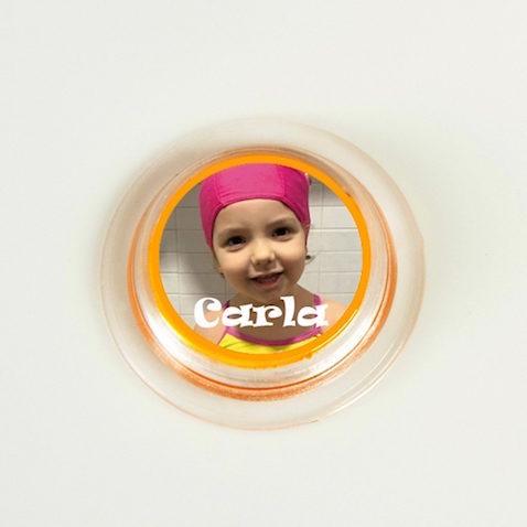 marcar ropa niños con foto