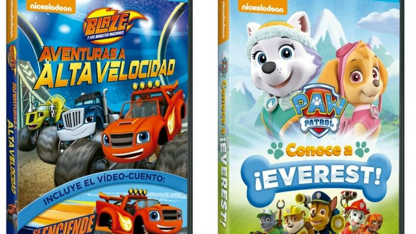 sorteo dvds infantiles