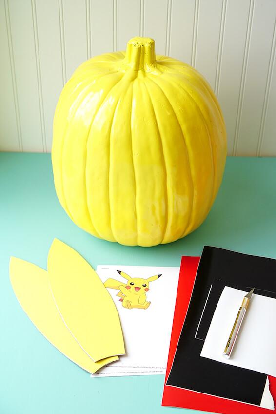 Calabazas decoradas de pokemon para halloween - Como hacer calabazas de halloween ...