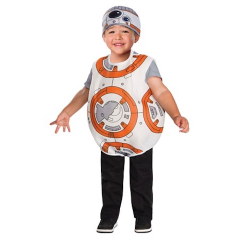 Disfraz niño de BB-8 Star Wars