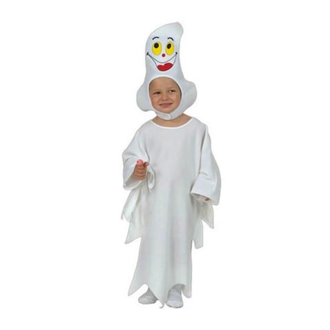 Disfraz de fantasma para niñ@s Halloween