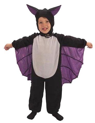Disfraz de murciélago para niñ@s
