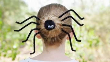 15 ideas de peinados de Halloween para niñ@s
