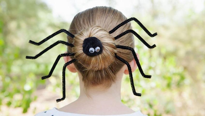 peinados de Halloween para niñ@s