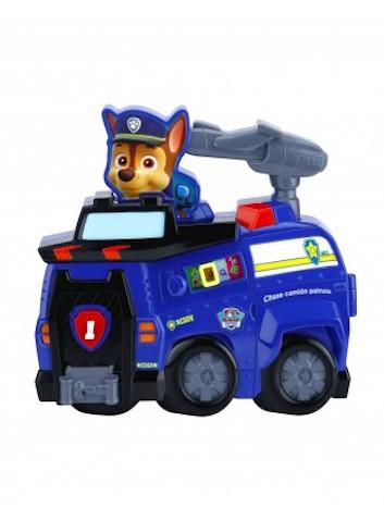 Chase camión patrulla de Vtech