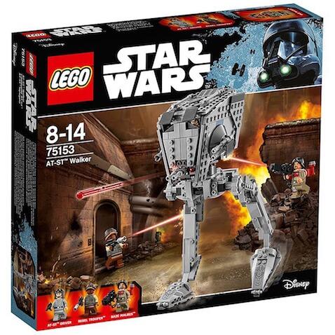 Set de Lego Star Wars Caminante AT-ST