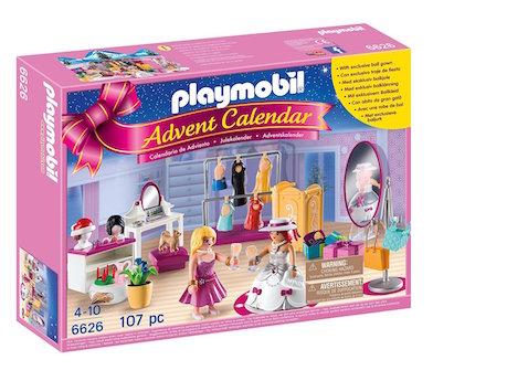 Pack de Adviento Playmobil Fiesta de vestidos