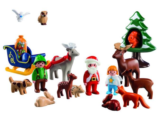 Calendarios de Adviento de Playmobil para Navidad