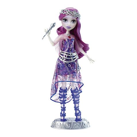Ari Hauntington, la Cantante Buu-única de Monster High