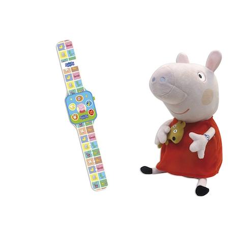 Peppa Pig y su Smartwatch