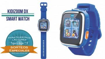 ¡Sorteo de un Kidizoom Smart Watch DX de VTech!