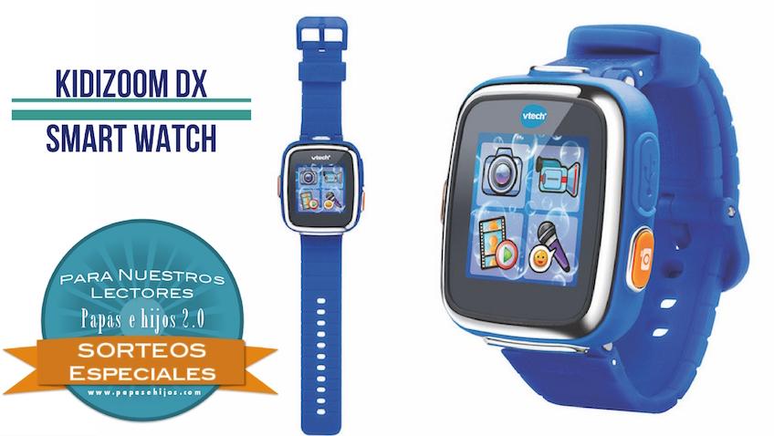 Kidizoom Smart Watch DX de Vtech