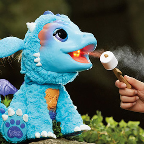 Torch, mi dragón mágico