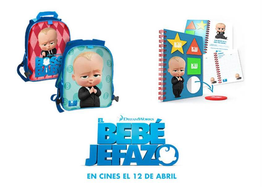 DreamWorks The Boss Baby © 2017 DWA LLC.