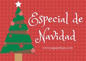 Especial de Navidad Papás e hijos