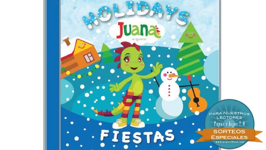 Juana la iguana navidad cd sorteo