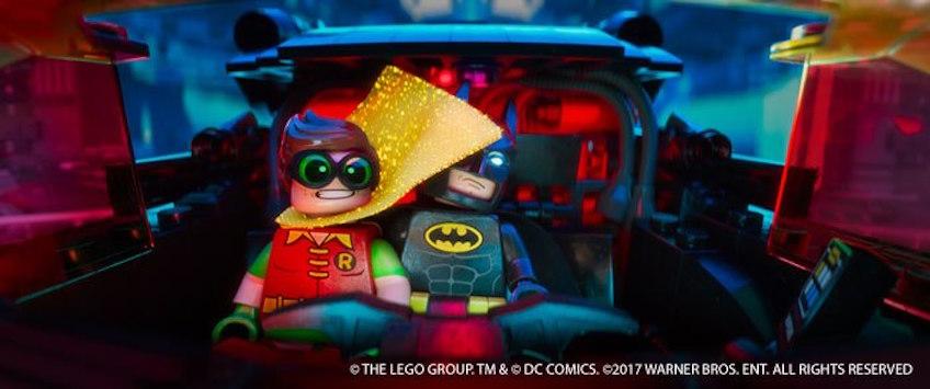 Batman, la Lego película 2