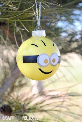 Bolas de Navidad de Minions